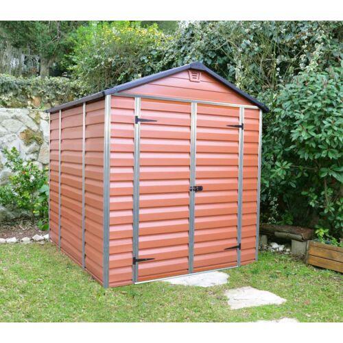 Palram Skylight 6x8 barna kerti házak