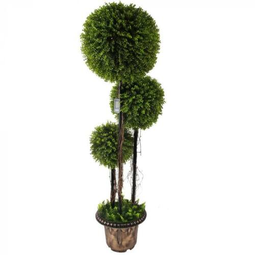 New Garden Prémium gömb buxus, műnövény 150 x 40 cm