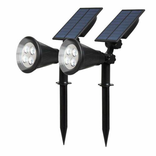 2 db-os napelemes épület díszkivilágítás