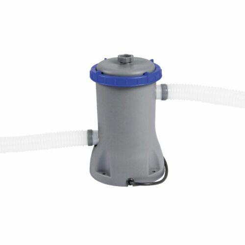 Bestway Papírszűrős vízforgató 3 m3/h
