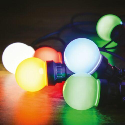 Kertiparti fénysor