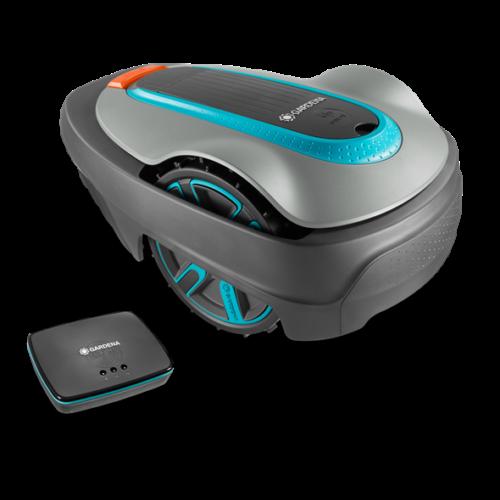 GARDENA smart Robotfűnyíró SILENO city, 250 m²