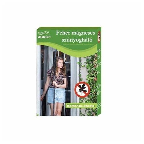 SZH Mágneses fehér szúnyogháló
