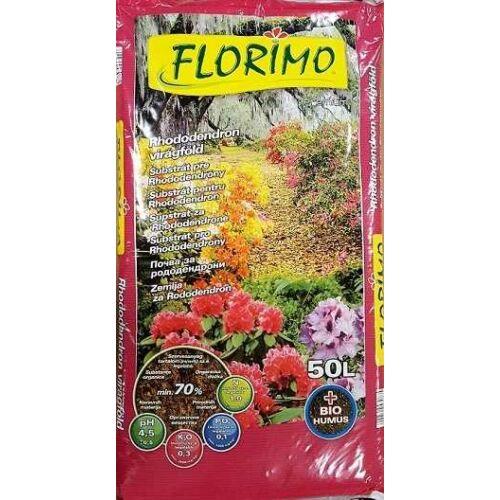 Florimo® Rhododendron- Azalea Virágföld 50 l