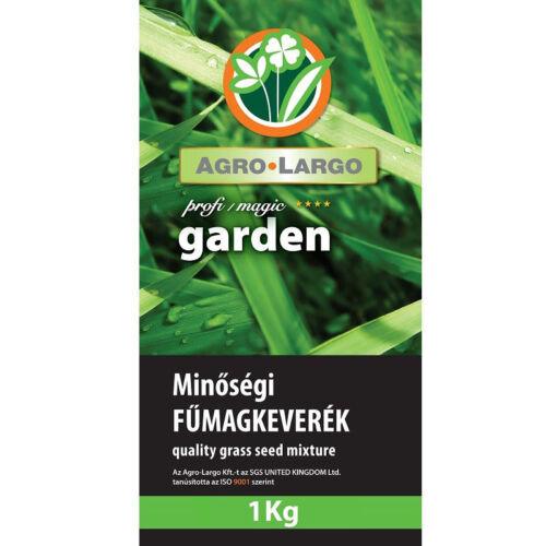 AGRO-LARGO Magic Garden - Szárazságtűrő fűmag - Kimérős - 1 kg
